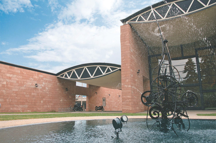 Art and Design in Basel: Museum Tinguely