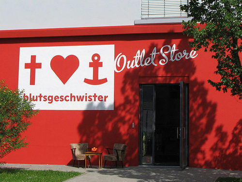 Outlet Shopping in Weil am Rhein nahe carathotel Basel