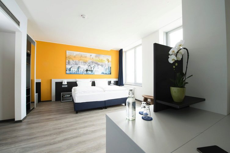 Suite at  Carat Hotel Düsseldorf City