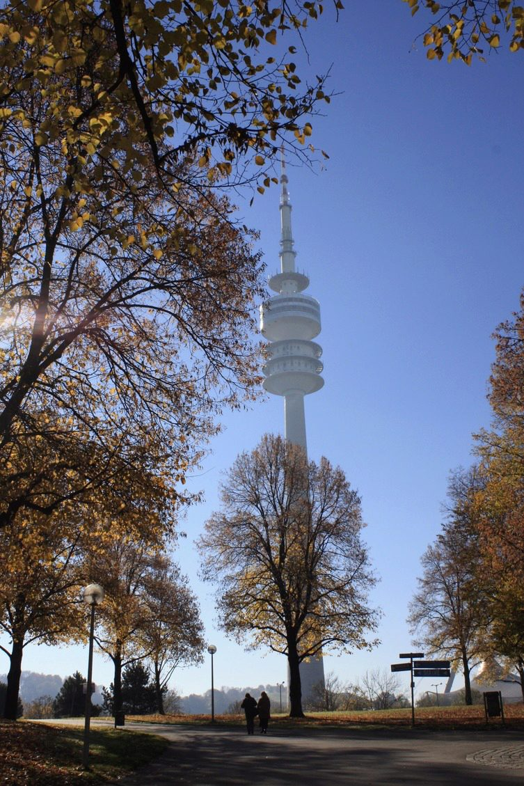 Television tower Munich