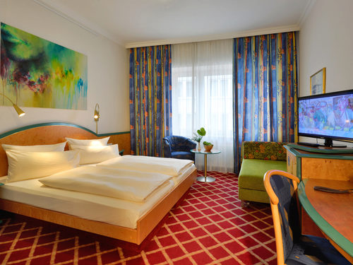 Double room Hotel Muller Munich